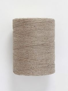 supply paper co. - oversized linen twine spool