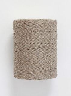 supply paper co. - oversized linen twine spool