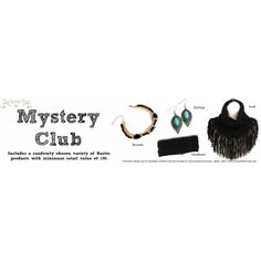 Monthly Mystery Club