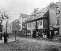 London, Church Street, Lambeth c.1866, from Francis Frith