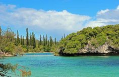 """<p>A 2.5-hour flight from <a href=""""http://www.fodors.com/world/australia-and-the-pacific/new-zealand... - Grand Terre, New Caledonia"""