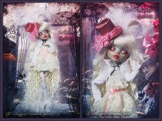 White Rabbit - The Bloodstained by MyobiMarishka