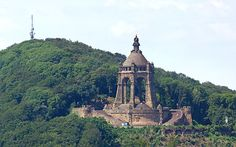 Porta Westfalica, North Rhine-Westphalia, Germany