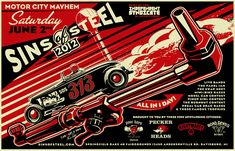 vintage auto posters | The Art & The Auto: Car-N-Art Posters just released online