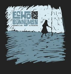 GigPosters.com - Echo And The Bunnymen