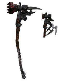 Boom Hammer from Bloodborne