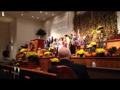 The I Of The Storm - New Manna Baptist Campmeeting 2014 - YouTube