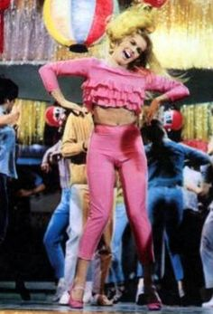1963's release of Bye Bye Birdie with Ann Margret inspired these gorgeous Ruffled Rib Tickler tops