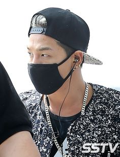 Taeyang @ Incheon airport to china for Guangzhou fanmeet 20140531