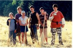 Mean Creek - used to catch it on TV when I was little and I absolutely loved it