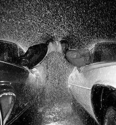 Kiss a stranger in the rain... he may be the love of your life.