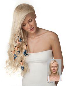 CUTwalk - Alle stehen drauf – hairtalk extensions betören