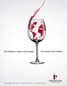 Brunetto Empório & Wine Bar on Behance
