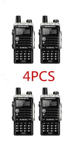Cellphones & Telecommunications Cooperative 2pcs Ptt Baofeng Uv-82 New Uv82 Portable Radio 10km Walkie Talkie Dual Professional Ham Radio Communicador Uv-82 With 8w Label 100% High Quality Materials
