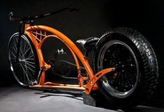 Velo Vintage, Cruiser Bicycle, Chopper Bike, Super Bikes, Custom Bikes, Cool Bikes, Motorbikes, Inventions, Cycling