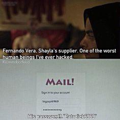 {01.02} Elliot telling us about Fernando Vera  ㅡ Fun fact; Fernando's real name is Elliot Villar.