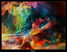 Canyon by Szellorozsa.deviantart.com on @deviantART
