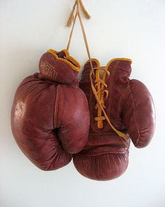 Room Decoration Ideas Boxing Gloves