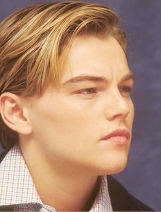 Dicaprio young