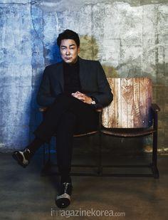 2014.05, Harper's Bazaar, Jo Jin Woong