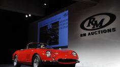 Rare 1967 Ferrari sets world record with $27.5M sale