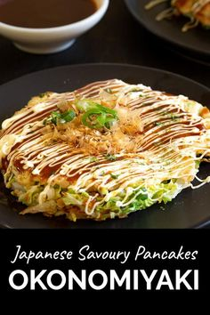 Easy Japanese Recipes, Japanese Dishes, Japanese Food Healthy, Easy Asian Recipes, Vegetarian Recipes, Cooking Recipes, Healthy Recipes, Japanese Street Food, Asian Street Food