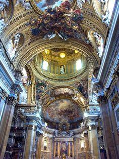 Chiesa del Gesù -Jacopo Barozzi da Vignola