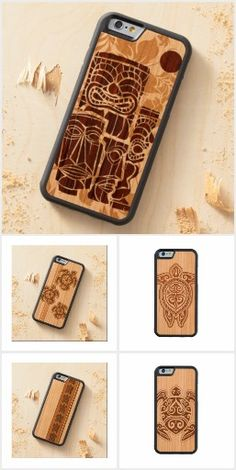Cases - Tropical Tiki and Honu iPhone Cases