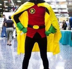 How to make a Batman Robin: Damien Wayne costume