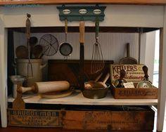 Allegrias Landhaus #Kücheneinrichtung #interiors #shabbyhome