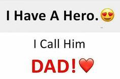 Love u papa 💞 Love U Papa, Father And Daughter Love, Dear Mom And Dad, I Love My Parents, I Love My Dad, Love My Family, Father Love Quotes, Mom And Dad Quotes, Daughter Love Quotes