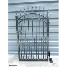 Image result for iron gates, fence and railings