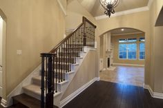 millwork || Stephen F. Austin - traditional - entry - austin - Allison Jaffe Interior Design LLC
