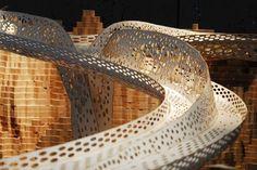 Architectural Model | Shi Ling Bridge | Tonkin Liu