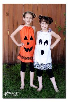 Halloween Dresses - Sugar Bee Crafts