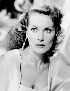 Maureen O'Hara one of the most beautiful of that dreadful hollywood.