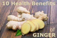 The health benefits of ginger are many - this powerful herb has been shown to be useful in the treatment of everything from cancer to migraines.
