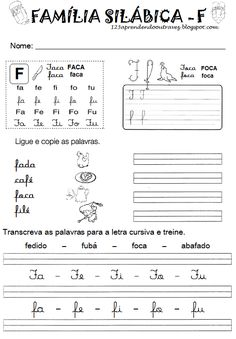 1,2,3, aprendendo outra vez... Tracing Worksheets, Dual Language, Diy For Kids, Bullying, Professor, Back To School, Sheet Music, Writing, How To Plan