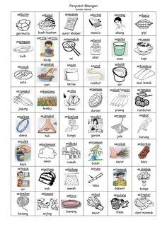 Penjodoh Bilangan Easy Downlaod PDF - E-KSSR Kindergarten Test, Kindergarten Reading Activities, Free Kindergarten Worksheets, Grammar Activities, Phonics Reading, School Worksheets, Worksheets For Kids, Cars Preschool, Preschool Printables