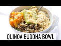 Cozy Quinoa Buddha Bowl - Simply Quinoa