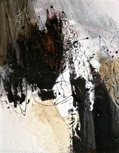"""Saatchi Art is pleased to offer the painting, """"abbruzes,"""" by Jean Michel Barrois. Original Painting: Acrylic, asphalt on Canvas. Contemporary Abstract Art, Contemporary Artists, Cultural Identity, Late 20th Century, Framed Prints, Art Prints, Artist At Work, Saatchi Art, Original Paintings"""