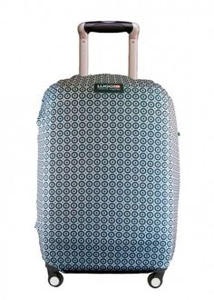 Capa para Mala Luggio Platina, Luggio, Protetor de bagagem