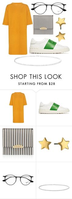 """Untitled #15"" by yanayeh on Polyvore featuring Étoile Isabel Marant, Valentino, Henri Bendel, Rebecca Minkoff, Ray-Ban and Anne Sisteron"