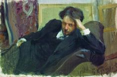 Boris Mikhailovich Kustodiev (1878-1927), Portrait de D. F. Bogoslovsky - 1902 Sale Artwork, Art Photography, Russian Art, Portrait Artist, Portraiture, Artist, Grafic Art, Painting, Poster Art