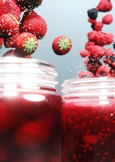 Helppoa ja yksinkertaista - Dansukker Raspberry, Fruit, Recipes, Food, Rezepte, Essen, Raspberries, Recipe, Yemek