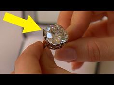 Check Your Old Ring Maybe it Worth Millions Keep Jewelry, Unique Jewelry, Finding Treasure, Coin Ring, 30 Years, Videos, Heart Ring, Diamond Earrings, Women Wear