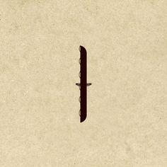 Logo - vista lateral