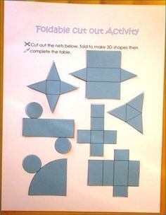 Everything you need to teach about 3D shapes is found in this illustrated tutorial booklet. From definitions and real world examples to a nets folding activity. Shapes featured are cubes, cuboids, spheres, cylinders, cones, triangular pyramids, rectangular pyramids and triangular prisms. $ #math