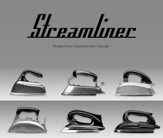 Streamliner | The Iron