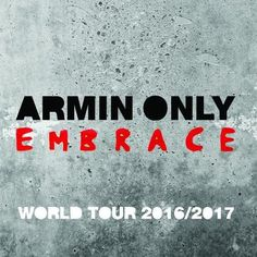 Armin at his biggest solo show ever in the Amsterdam ArenA on 13 May 2017